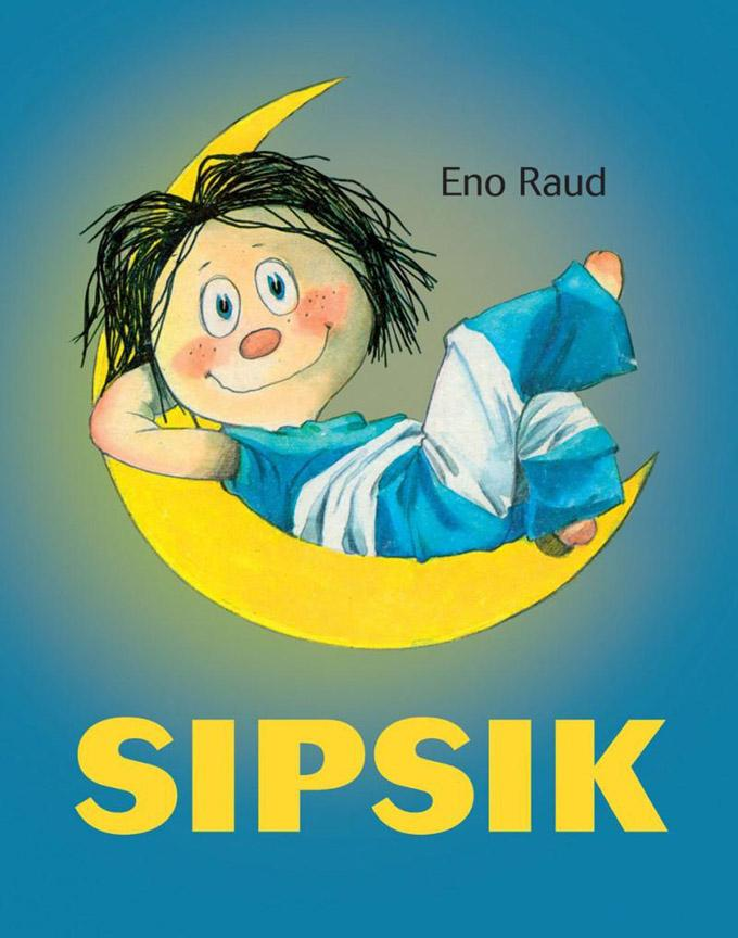 "Trükise ""Sipsik"" kaanepilt. Cover picture of ""Sipsik""."