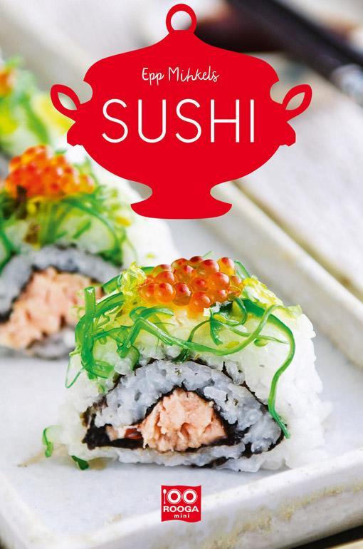 <i>Sushi</i> kaanepilt – front cover