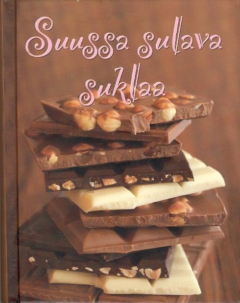 Suussa sulava suklaa