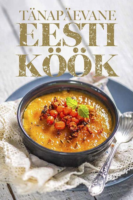 Tänapäevane eesti köök kaanepilt – front cover