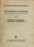 Filosoofia ajalugu I