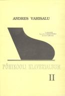 Põhikooli Klaverialbum II