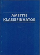 Ametite klassifikaator