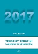 Tekstist tekstini 2017