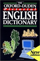 The Oxford-Duden Pictorial English Dictionary