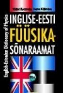 Inglise-eesti füüsikasõnaraamat