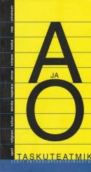 A ja O taskuteatmik
