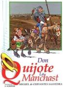 Don Quijote La Manchast