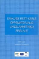 Erialase eesti keele õppematerjalid vanglaametniku erialale