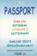 Passport: English-Estonian learner's dictionary
