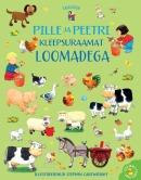 Pille ja Peetri kleepsuraamat loomadega