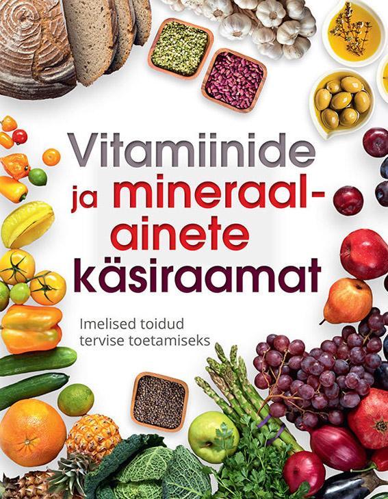Vitamiinide ja mineraalainete käsiraamat