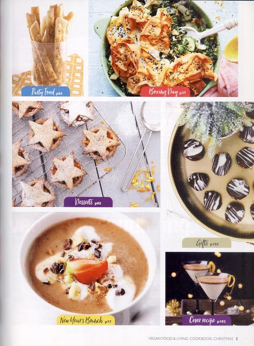 Vegan Food & Living, Christmas 2017 page 5