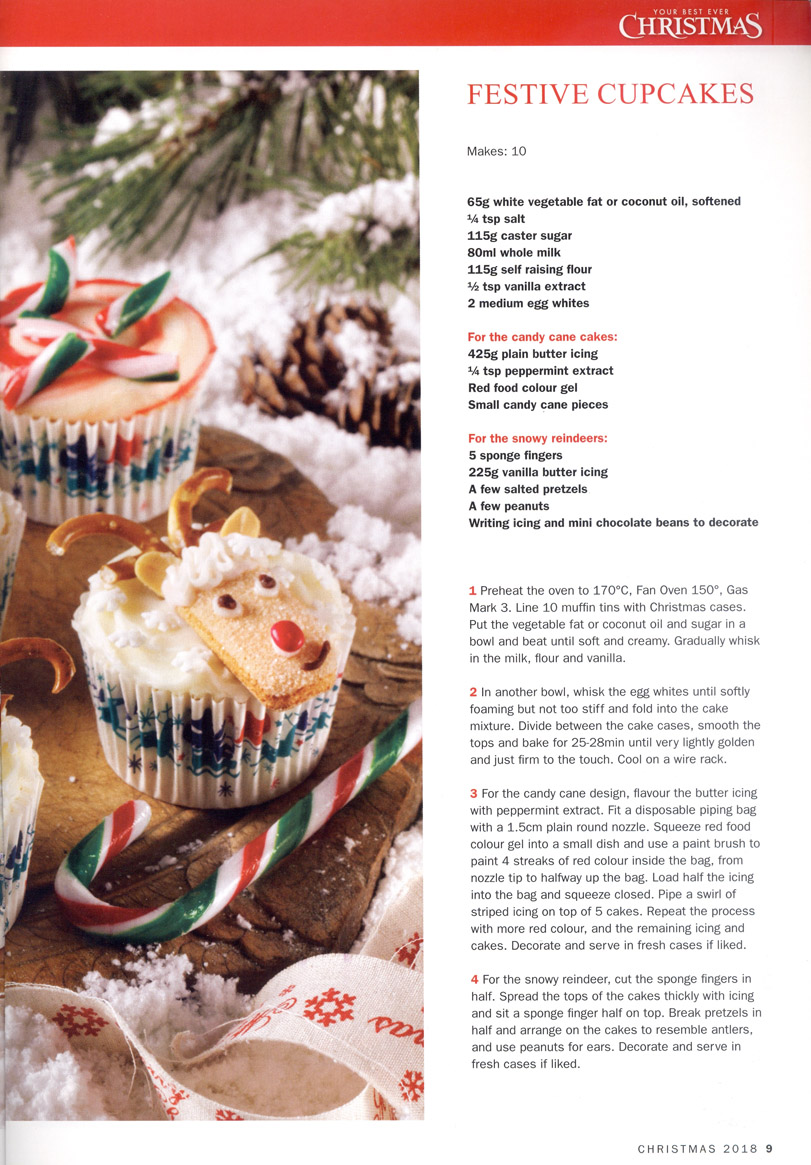 Your Best Ever Christmas Baking 2018 page 9