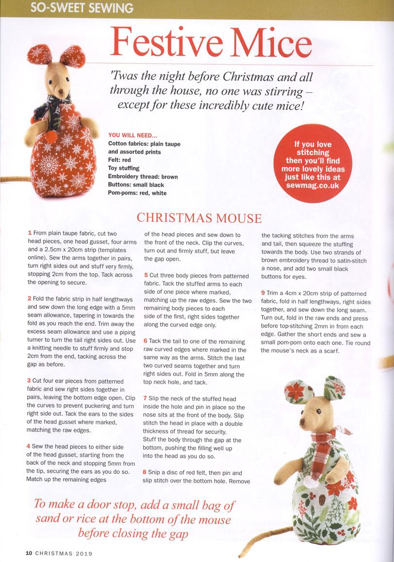 Your Best Ever Christmas Crafting 2019 page 10