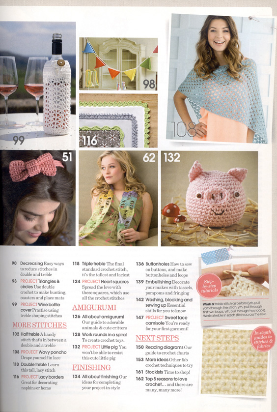 Beginners Guide to Crochet page 5
