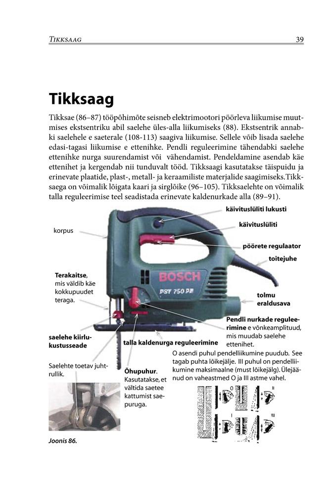 Elektrilised käsitööriistad lehekülg 39