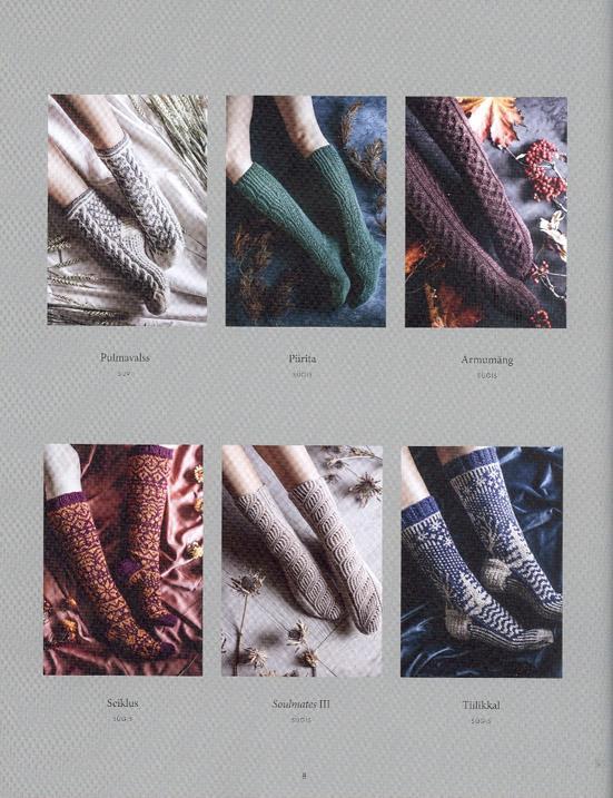 Villaste sokkide uus aasta lk 8